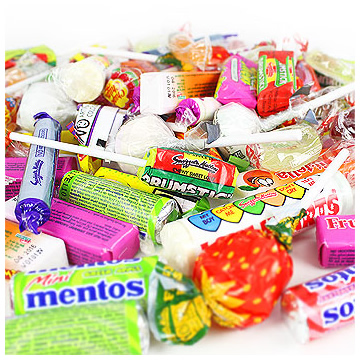 Party Bags and Sweets